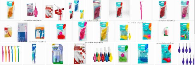 Arayüz Fırçası,Diş Arayüz Fırçası Kullanıımı *2021
