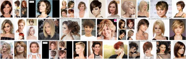 Kısa Saç Modelleri Kadın *2021