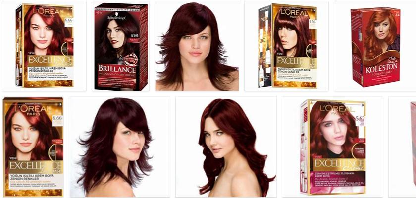 Kızıl Saç Rengi *2021 Saç Önerileri