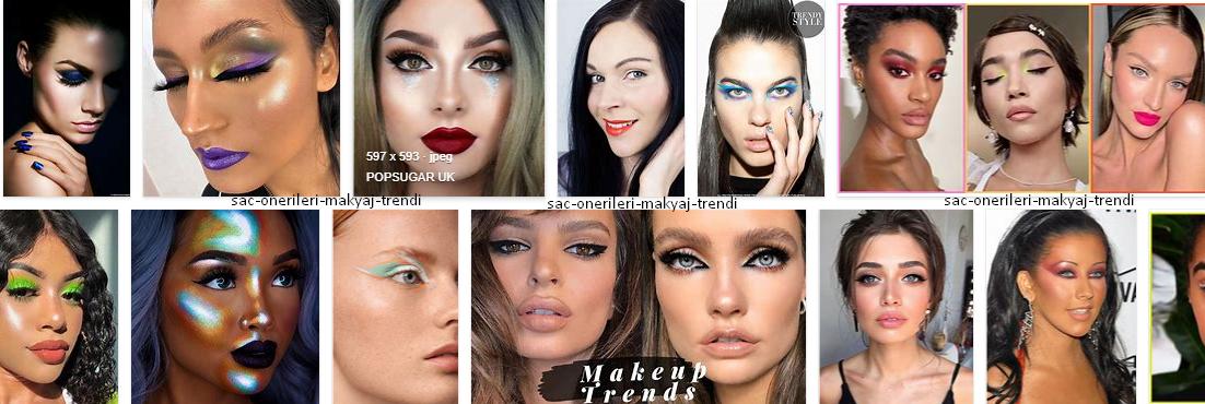 Makyaj Trendleri, En İyi Makyaj Modelleri *2021 Genel Kategori
