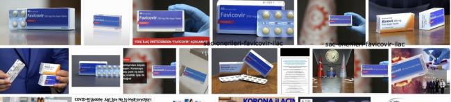 Covid İlacı,Favicovir Ne İşe Yarar ? *2021