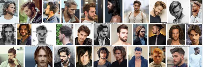 Uzun Saç Modelleri, Erkek Uzun Saç Önerileri *2021