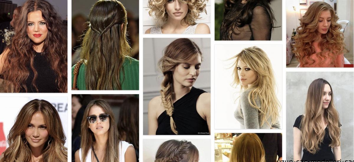 Uzun Saçlar İçin En Güzel Modeller *2021 Saç Önerileri